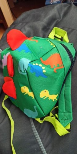 Cute Dinosaur Baby Safety Harness Backpack photo review
