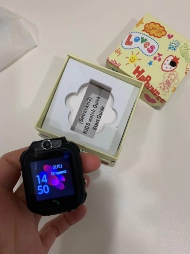 Anti Lost Smart Watch GPS Tracker - Free Shipping photo review