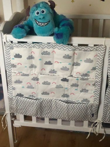 Baby Bed Hanging Storage - Free Shipping photo review